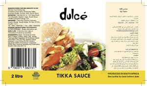 Tikka Sauce